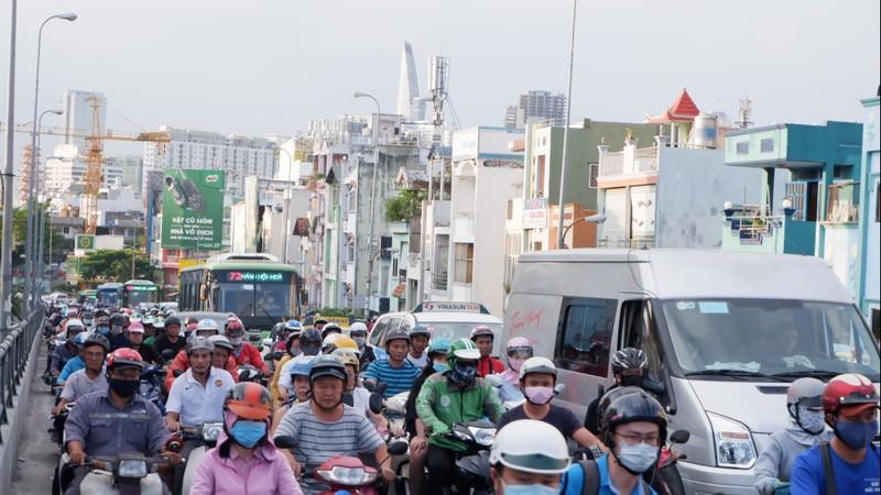 Nóng: 10 vấn đề về giao thông phải thực hiện từ 28-3 - ảnh 1