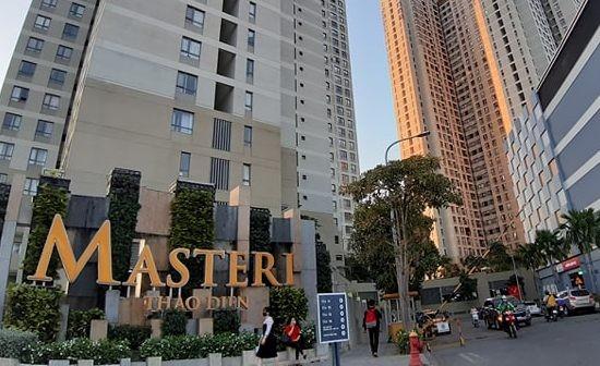 Cách ly tầng 7 tòa nhà ở Masteri Thảo Điền, quận 2 - ảnh 1