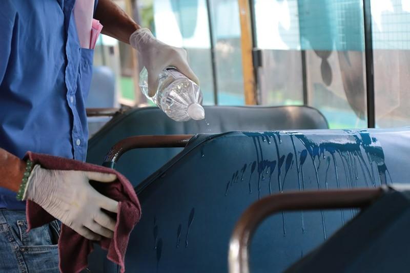 Tuyến xe buýt đầu tiên ở TP.HCM hoạt động trở lại - ảnh 5