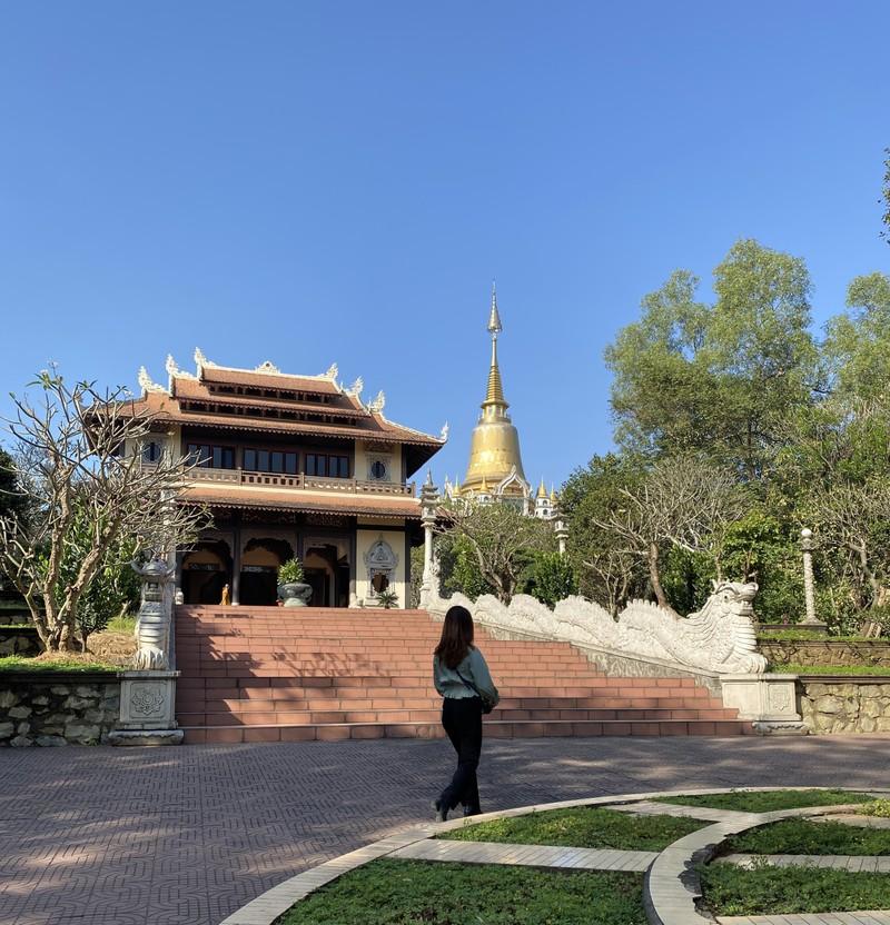 Ghé thăm ngôi chùa độc đáo ở quận 9 - ảnh 7