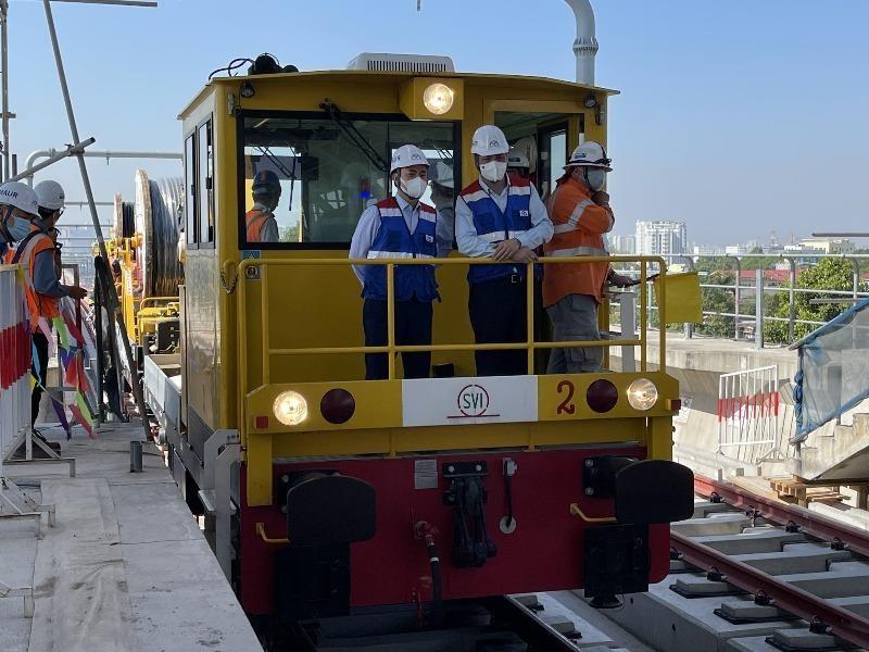 Nhiều tuyến metro của TP.HCM sẽ do Hàn Quốc đầu tư - ảnh 1