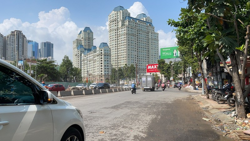 Dự án nâng cấp đường Nguyễn Hữu Cảnh sắp hoàn thành - ảnh 5