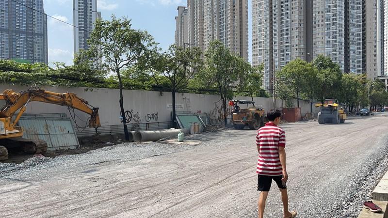 Dự án nâng cấp đường Nguyễn Hữu Cảnh sắp hoàn thành - ảnh 3