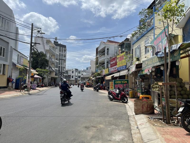 Quận Bình Thạnh đã xóa nút thắt cổ chai đường Bùi Đình Túy - ảnh 3