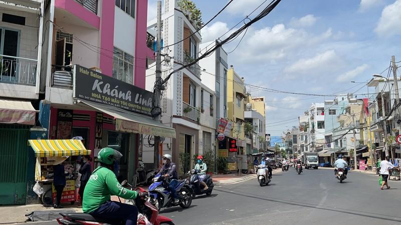 Quận Bình Thạnh đã xóa nút thắt cổ chai đường Bùi Đình Túy - ảnh 6