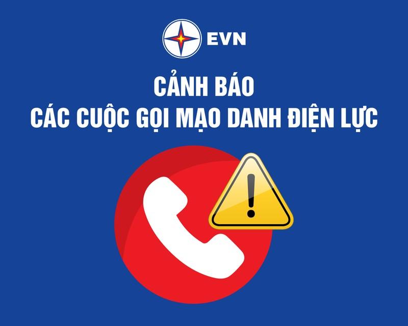 EVN cảnh báo tình trạng giả mạo ngành điện đi đòi tiền điện - ảnh 1