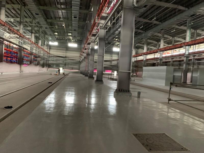 Metro số 1: Xưởng chính tại Depot Long Bình sắp hoàn thành - ảnh 2