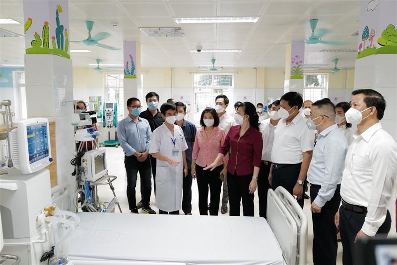 Chính thức hoạt động Trung tâm Hồi sức tích cực cho Bắc Ninh  - ảnh 1