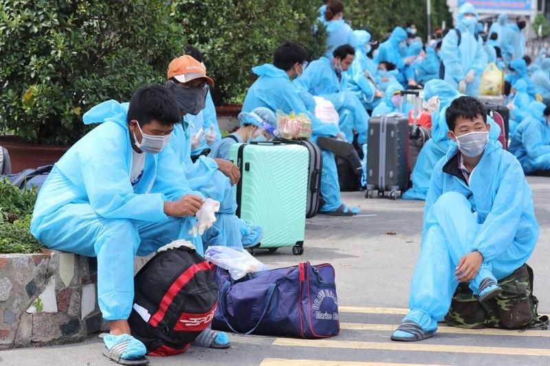 Ngày mai, tỉnh Long An sẽ đón người dân về quê - ảnh 1
