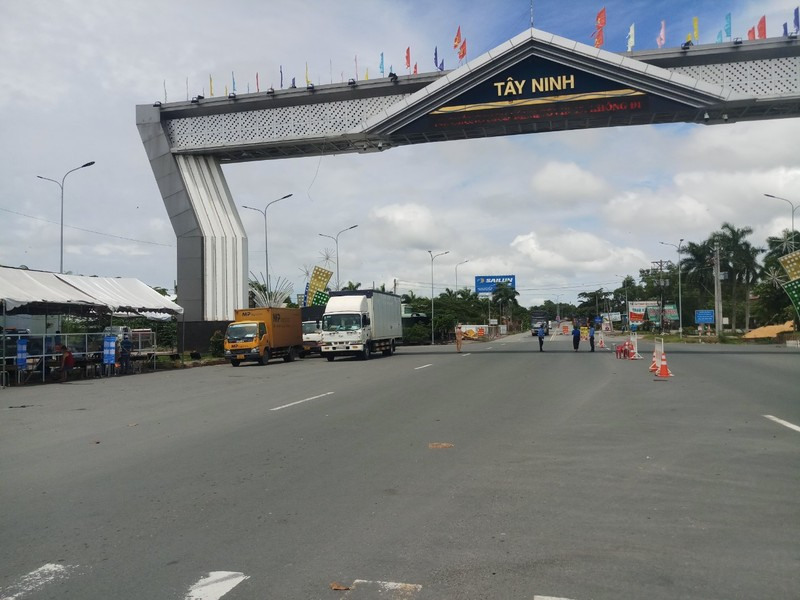 Từ 3-10, người ngoài tỉnh đến Tây Ninh đi lại trong ngày cần lưu ý điều này - ảnh 1