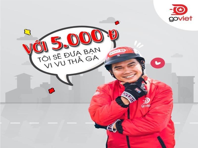 Ứng dụng gọi xe Go-Viet hoạt động ra sao sau khi ra mắt? - ảnh 1