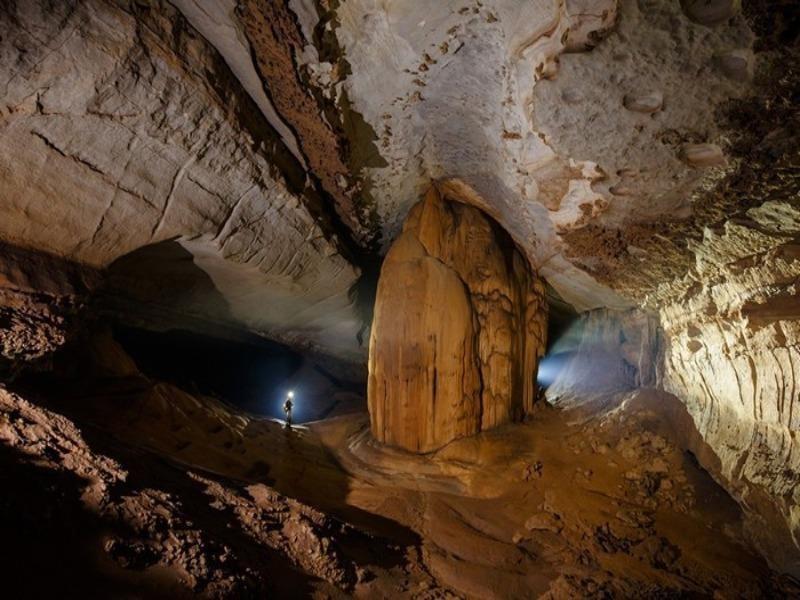 Phát hiện 44 hang động mở ở Quảng Bình - ảnh 1