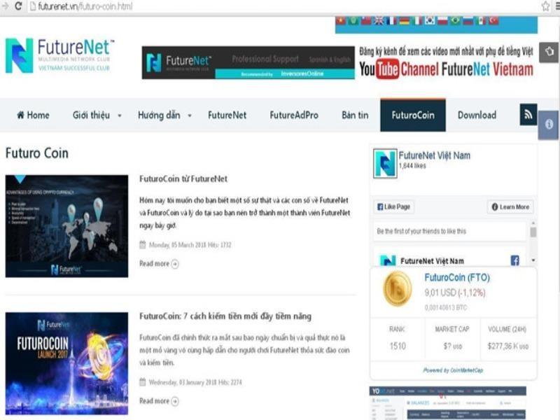 Xuất hiện nhiều trang web bày cách kiếm tiền 'siêu tốc'   - ảnh 1