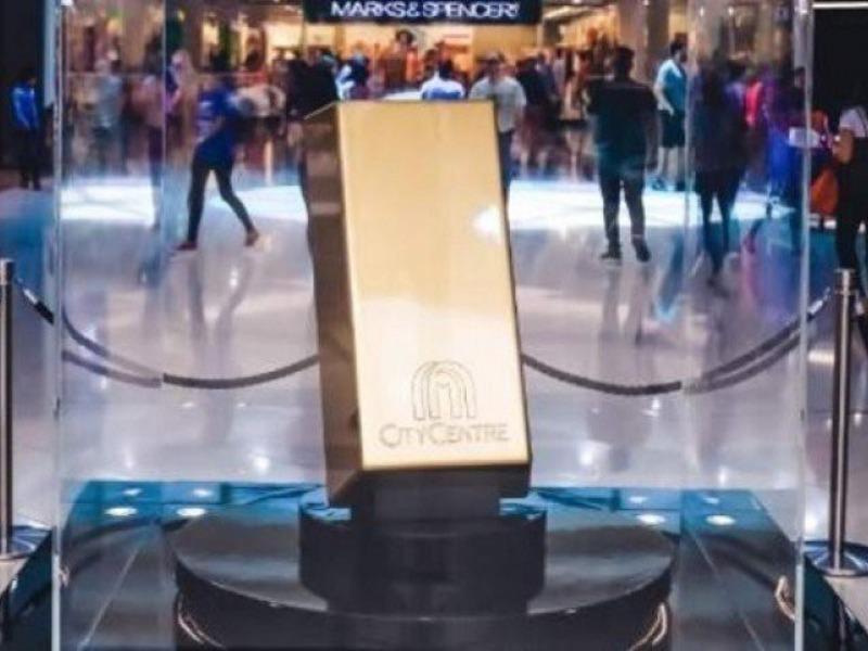 Đi du lịch bỏ ra 1,2 triệu, trúng thỏi vàng… 1 kg  - ảnh 1