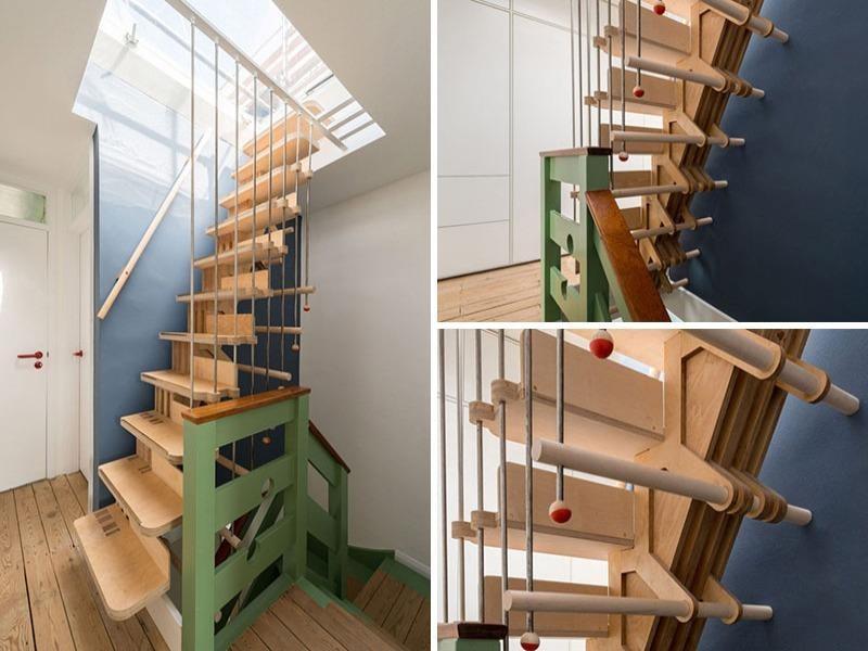 Cầu thang thế nào mới hợp phong thủy nhà ở?   - ảnh 1