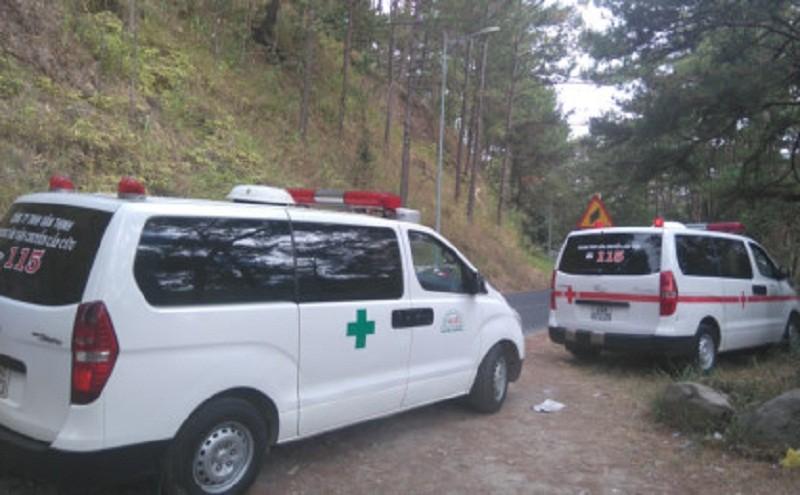 Tìm thấy 3 thi thể du khách người Anh tử nạn tại thác Datanla, Đà Lạt - ảnh 3