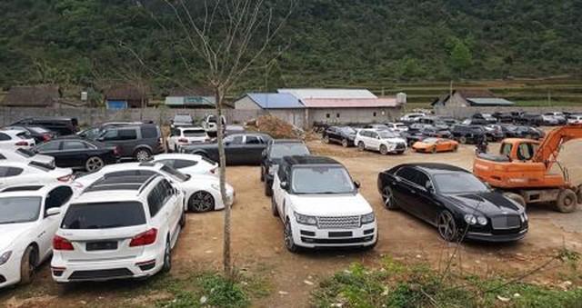 Vì sao xuất hiện 50 siêu xe ở Cao Bằng? - ảnh 1