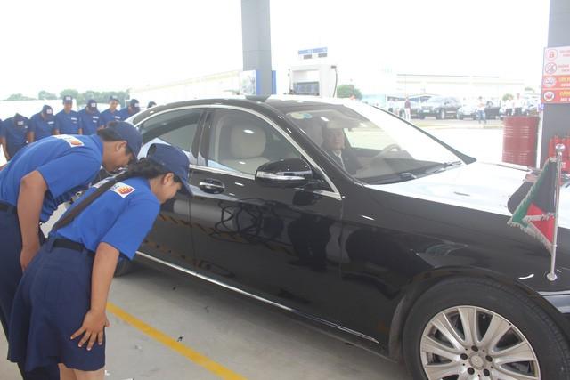 Petrolimex sẽ mở rửa xe, ăn uống…để đấu với người Nhật? - ảnh 1