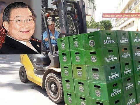 Đã nhận gần 5 tỉ USD từ bán 'người đẹp' bia Sài Gòn - ảnh 1