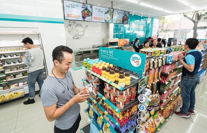 Đại gia Hàn Quốc tuyên bố mở 2.500 cửa hàng tại VN  - ảnh 2