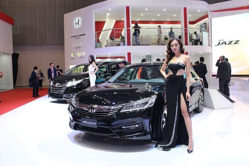 Ô tô Mỹ, Nhật... bắt đầu quay lại thị trường Việt Nam - ảnh 1