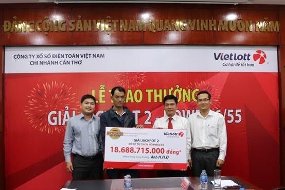 Người Việt dễ trúng Vietlott gấp 32 lần so với Mỹ ? - ảnh 1