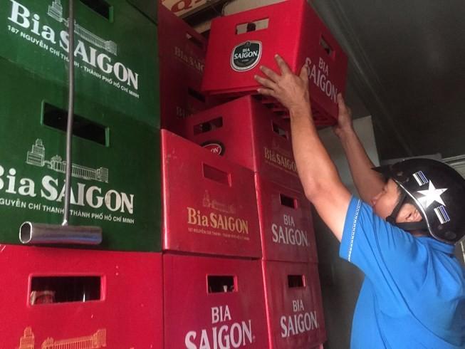 Bia Sài Gòn nóng chuyện 2.500 tỉ trước ngày đại hội - ảnh 1