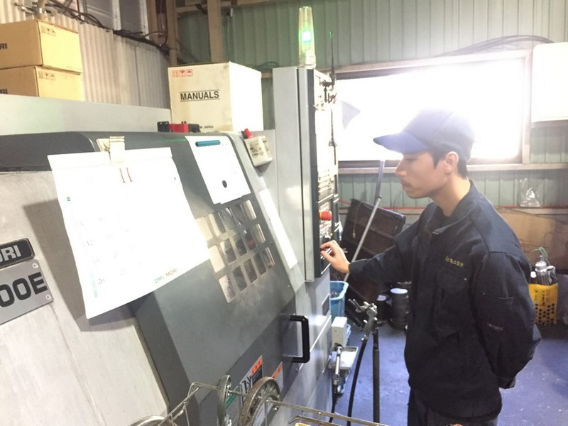 Tận mắt chứng kiến nơi làm việc của người Việt ở Nhật - ảnh 1