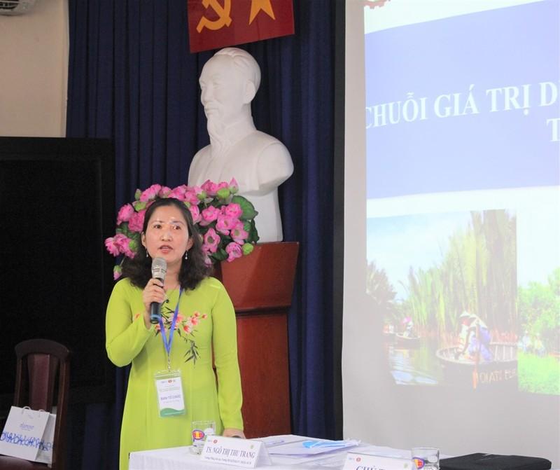Hiến kế giải pháp phát triển chuỗi giá trị du lịch nông thôn - ảnh 1