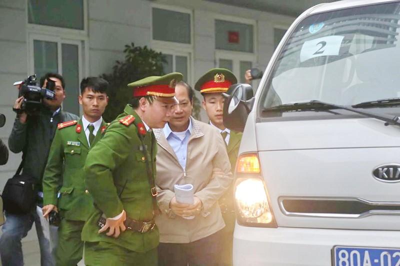 Đưa 500.000 USD cho Nguyễn Bắc Son để 'báo cáo công việc' - ảnh 3