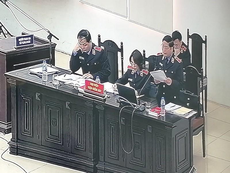 Phiên xử 2 cựu bộ trưởng: Tòa yêu cầu giải mật tài liệu  - ảnh 1