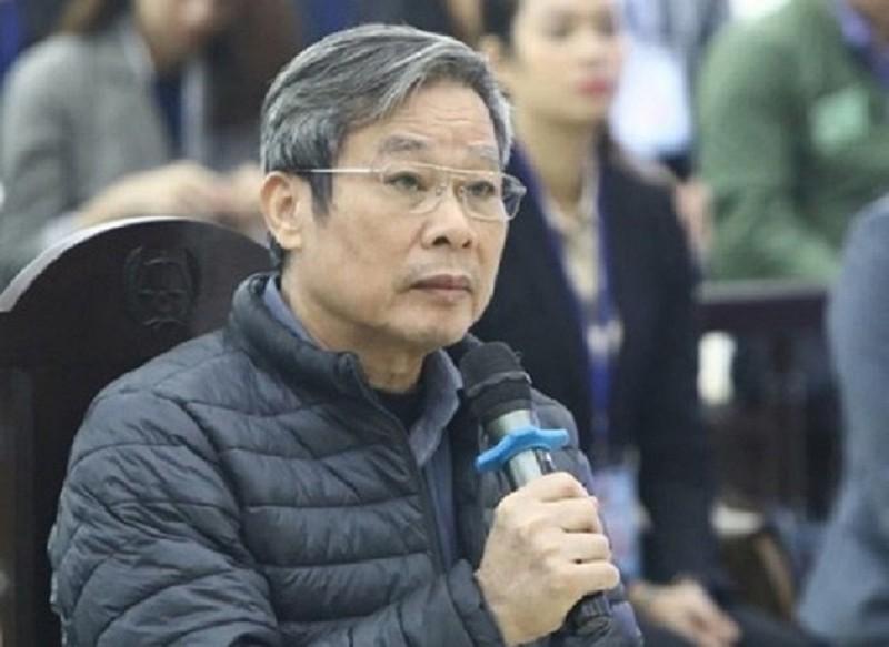 Đang tuyên án ông Nguyễn Bắc Son cùng đồng phạm - ảnh 3
