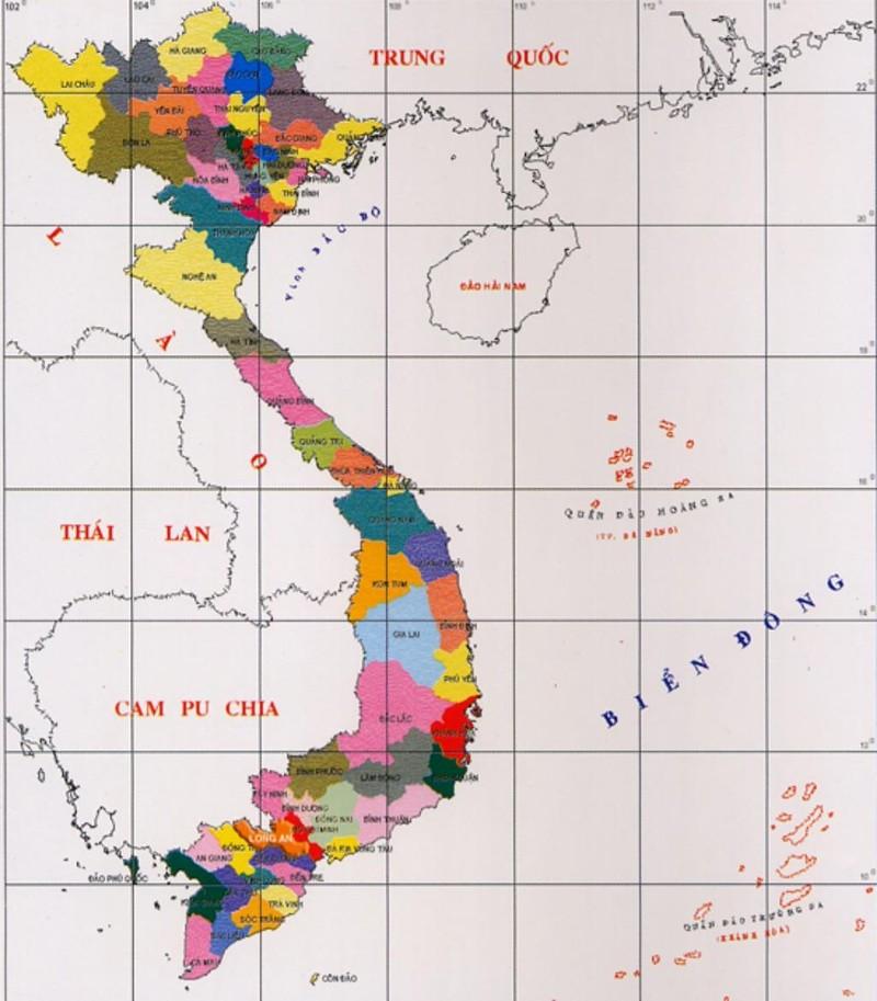 Lưu hành bản đồ sai chủ quyền quốc gia bị phạt tới 40 triệu - ảnh 1