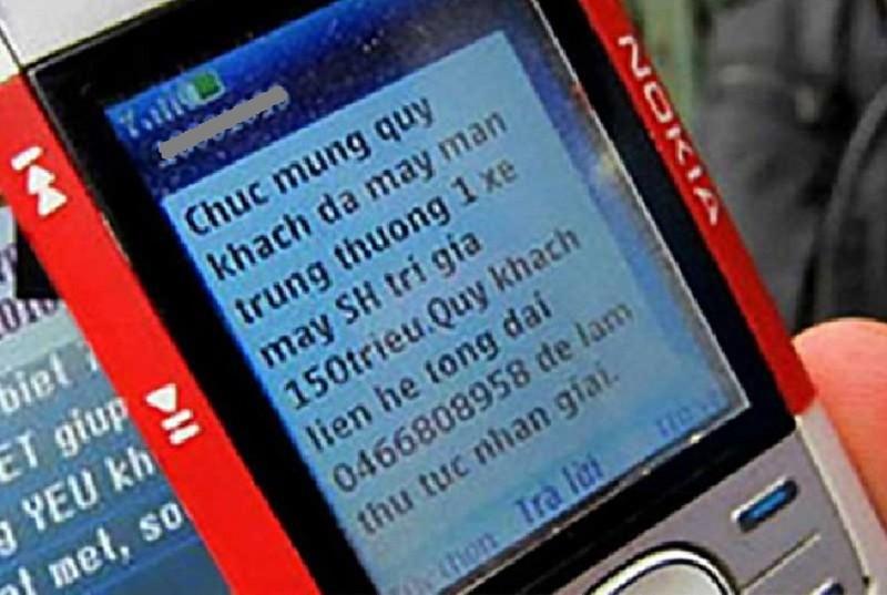 Gửi tin nhắn rác bị phạt tới 80 triệu - ảnh 1