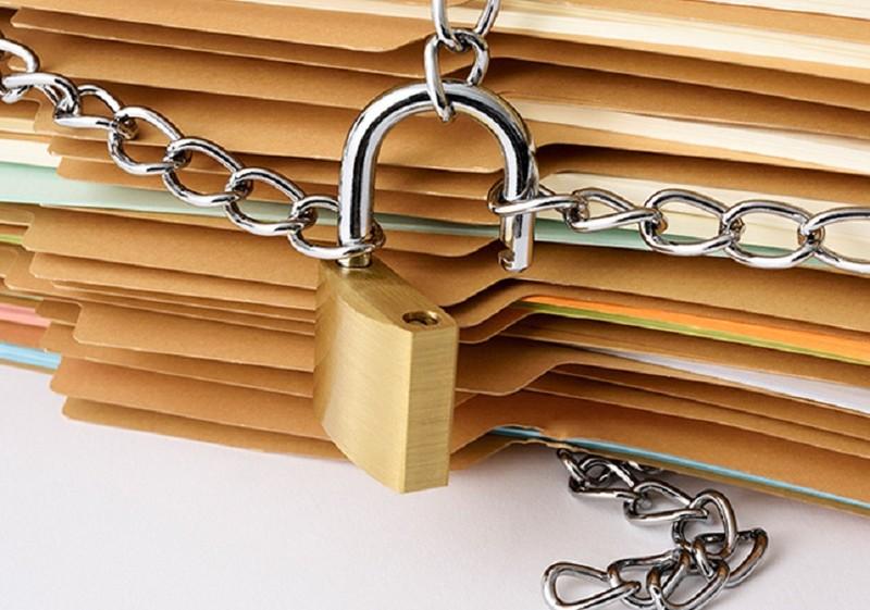 Phải làm gì khi tài liệu mật bị mất? - ảnh 1