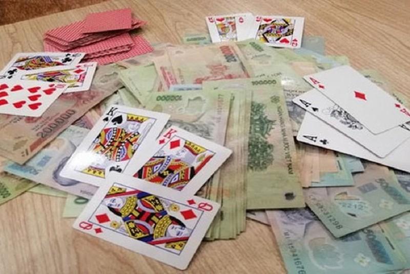 Hủy án vụ đánh bạc vì số tiền không đúng - ảnh 1