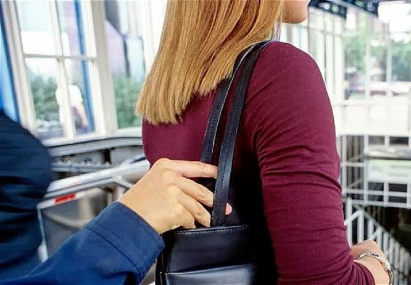 Cao thủ móc túi tranh thủ 'làm ăn' khi đi du lịch - ảnh 1