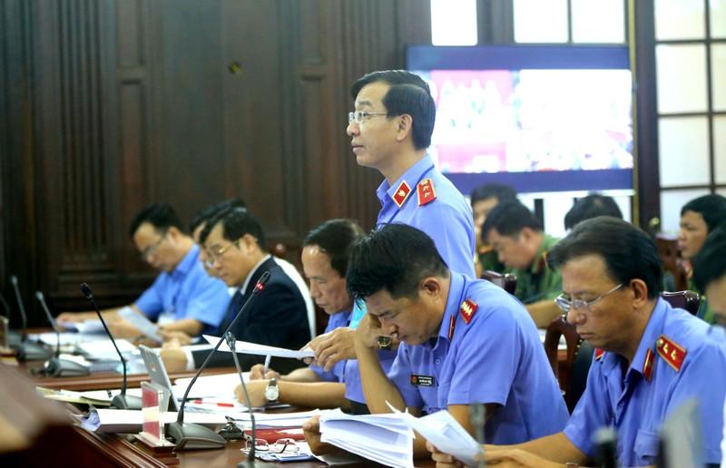 Viện Tối cao đề nghị gì với hội đồng giám đốc thẩm Hồ Duy Hải? - ảnh 1