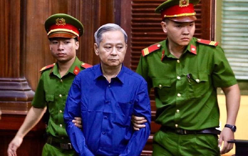 Sắp phúc thẩm vụ ông Nguyễn Hữu Tín giao đất vàng - ảnh 1