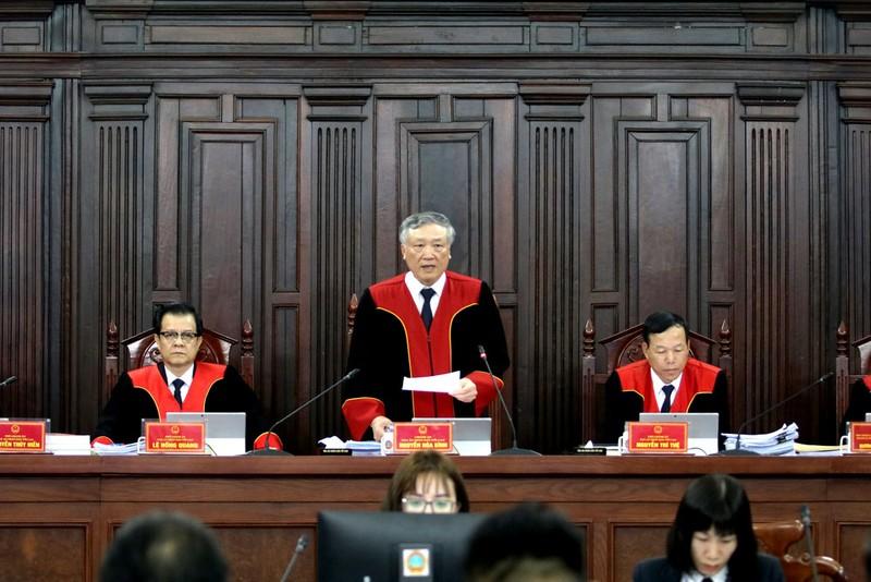 Tòa Tối cao bác kháng nghị, giữ nguyên án tử hình Hồ Duy Hải - ảnh 1