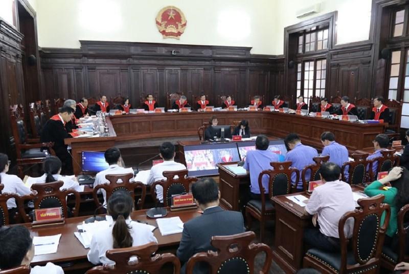 Tòa Tối cao bác kháng nghị, giữ nguyên án tử hình Hồ Duy Hải - ảnh 5