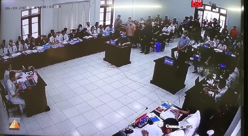 Điều đặc biệt trong phiên xử cựu thứ trưởng Nguyễn Văn Hiến - ảnh 1