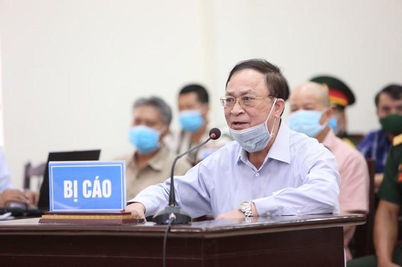 Xét xử ông Nguyễn Văn Hiến: Quân chủng Hải quân lên tiếng - ảnh 1