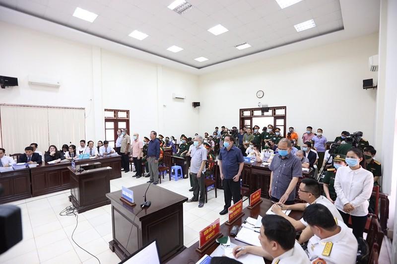 Xét xử ông Nguyễn Văn Hiến: Quân chủng Hải quân lên tiếng - ảnh 2
