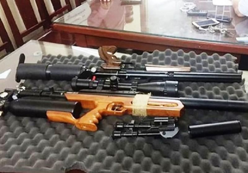 Bị truy tố vì chế tạo, tàng trữ lượng súng, đạn khủng - ảnh 1