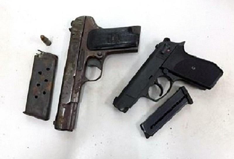 Bị truy tố vì nhặt được súng nhưng không giao nộp - ảnh 1