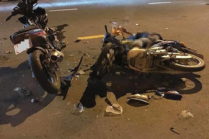 1 phụ nữ xài bằng lái giả gây tai nạn chết người - ảnh 1