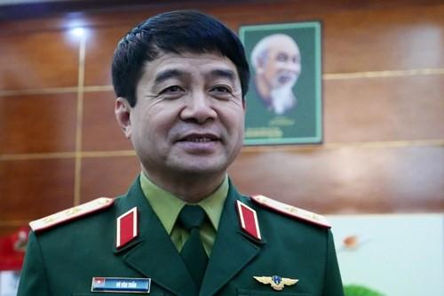 Bộ Quốc phòng lên tiếng vụ tòa nhà 8B Lê Trực, Hà Nội - ảnh 1