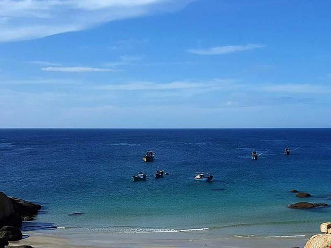 Bộ trưởng TN&MT: Không cắt giảm Khu bảo tồn Hòn Cau! - ảnh 2