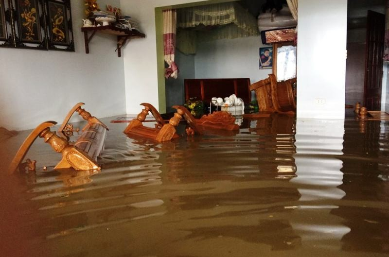 Miền Trung lũ lụt diện rộng, thủy điện ngưng xả lũ  - ảnh 3